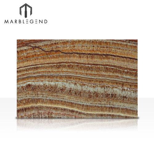 PFM Retroiluminado Vivid Shades Onice Fantastico Vein Cut Onyx Marble Slab