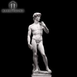 Estatua romana Gran escultura de mármol 162cm Dios estatua de mármol