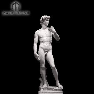 Roman Statue Large Marble Sculpture 162cm God Marble Statue