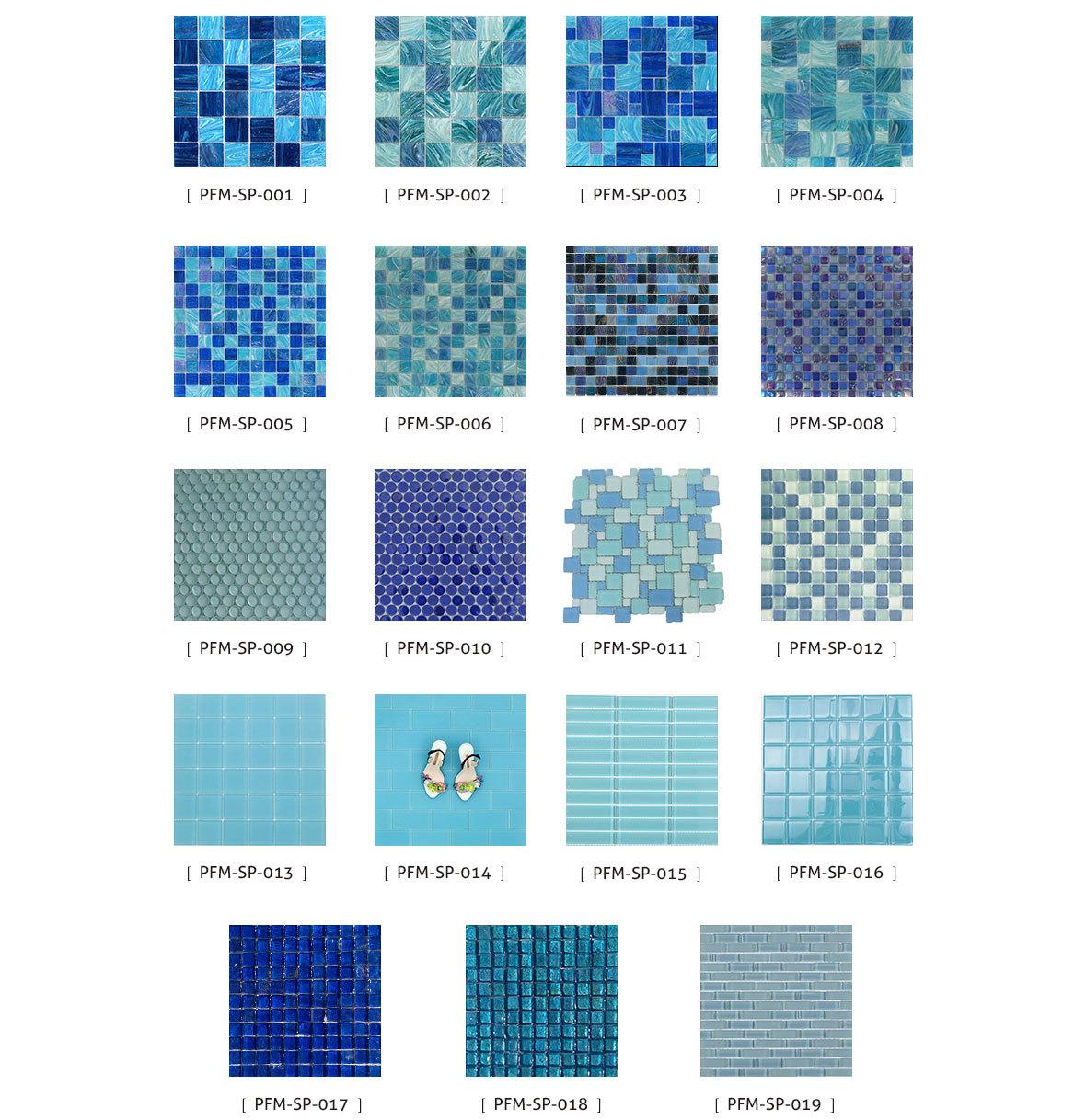 PFM glass mosaic-3