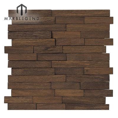 New Designed Wood Mosaic Patterns Wood Mosaic Art Wood Mosaic Tile