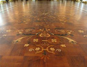 Wood Flooring Inlay Patterns