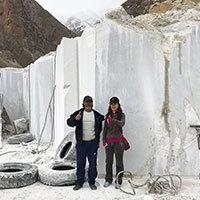 ¡PFM desarrolló canteras de piedra caliza y mármol en Tayikistán!