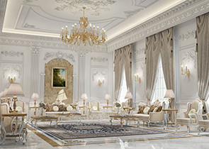 middle East Style Interior Design