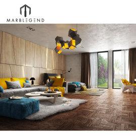 PFM Doha дизайн интерьера гостевой комнаты для подвала