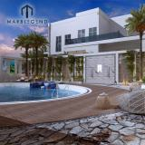PFM professional 3D design service for swimming pool project