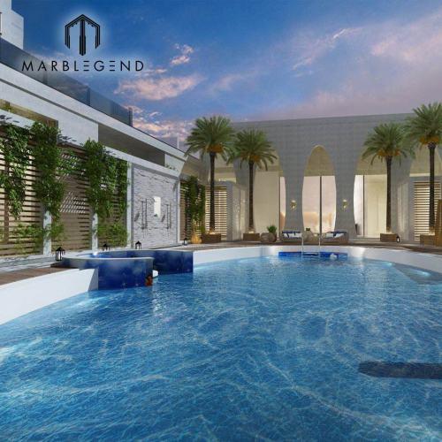 PFM المهنية تصميم 3D الخدمة لمشروع حمام السباحة