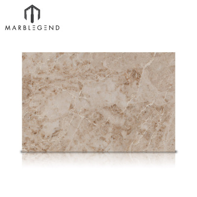 Premium Marble Interior Design Natural Turkey Cappuccino Marble Slabs