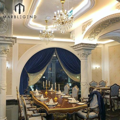 PFM Bab Al Amoud Restaurant Project Chinese marble material wholesale