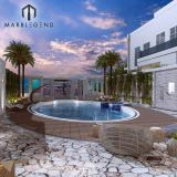 Doha Modern Palace Project turnkey solution luxury architecture interior & exterior design service