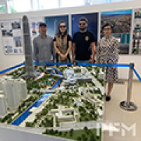 PFM technician team is in Chechen Republic