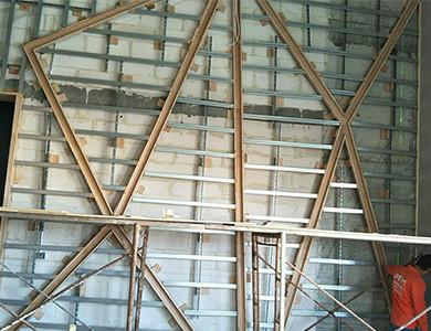 7-Proyecto del Palacio Moderno de Doha-Instalación