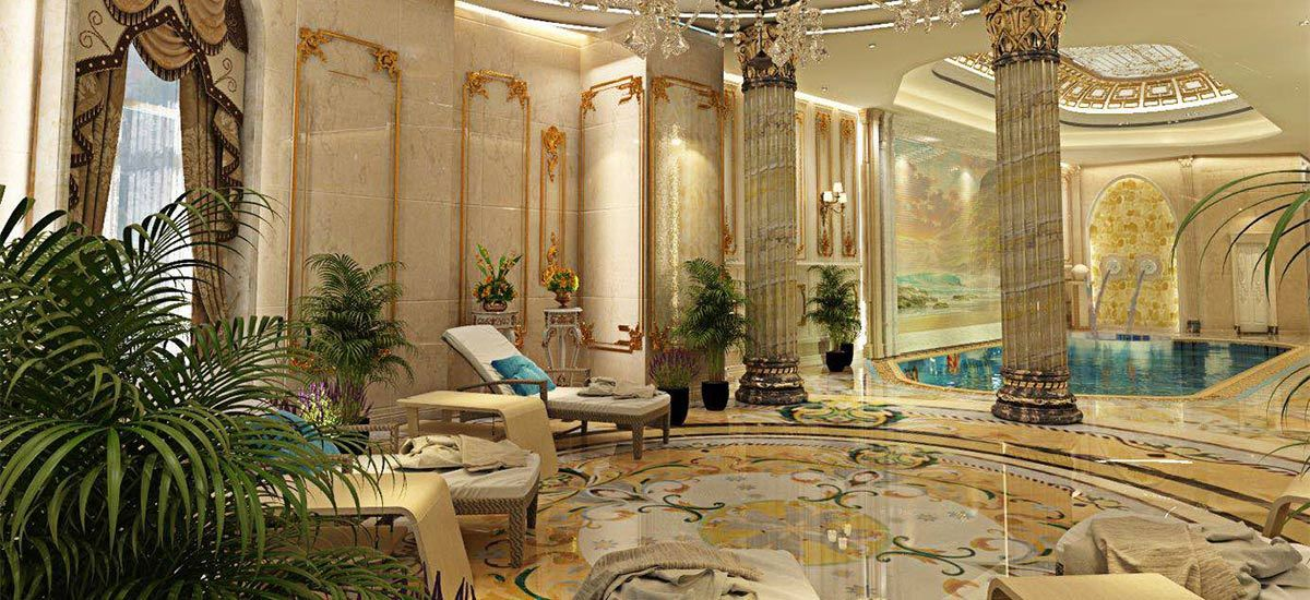 Chechnya Fountain & Decoration Projects