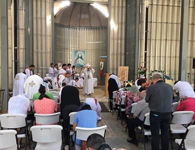 Coptic Orthodox Church hall