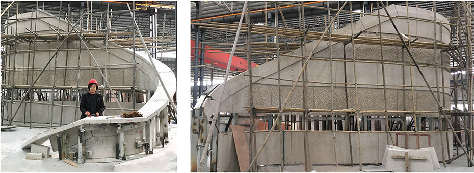 PFM-Curved-Staircase-Design-Pre-assembling-Staircase-Frame2