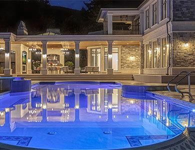 Proyecto de villa de lujo Eurohouse