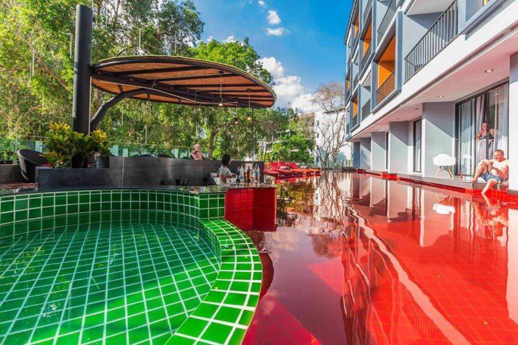 PFM swimming pool glass mosaic-3