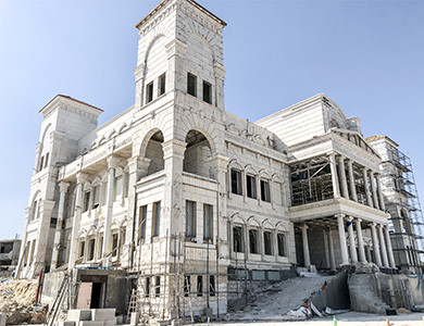 Palestine Private Palace Villa Project