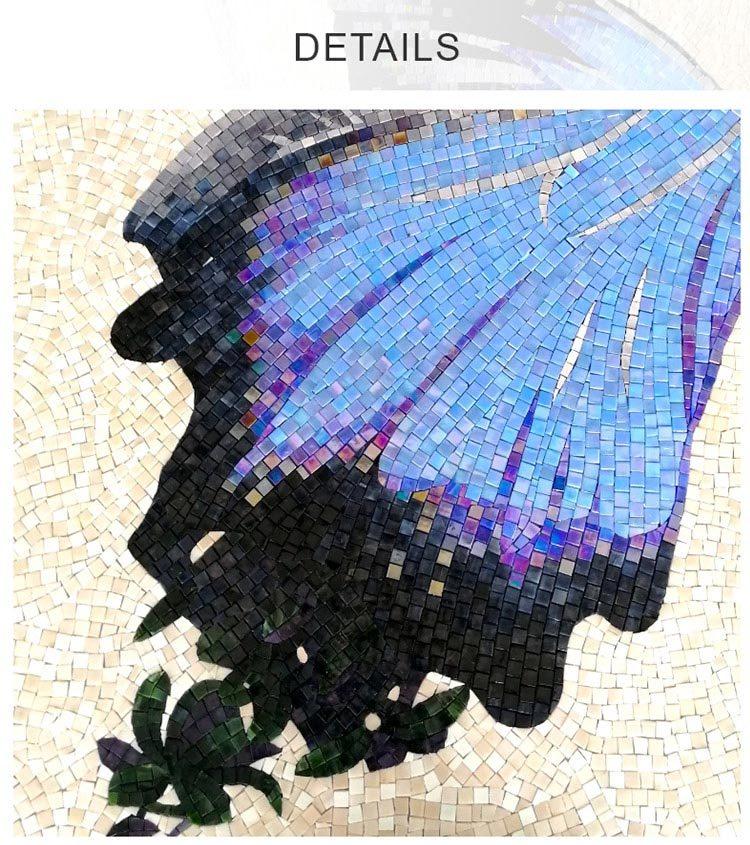 PFM art mosaic mural-3