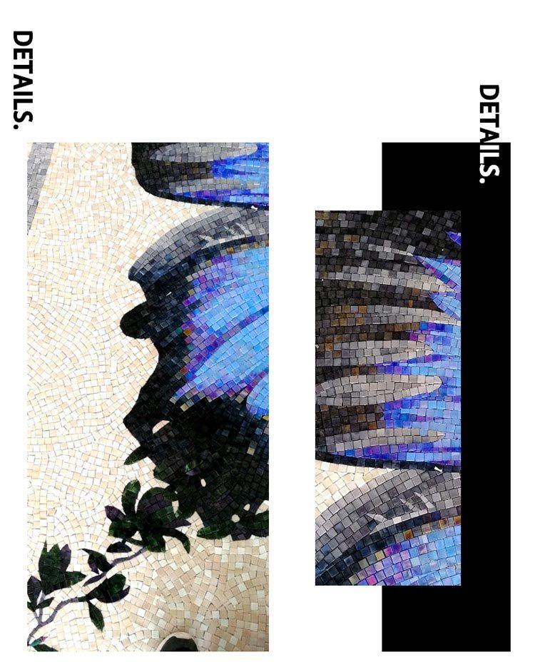 PFM art mosaic mural-4