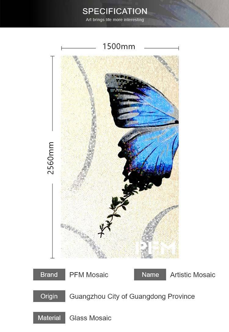 PFM art mosaic mural-7