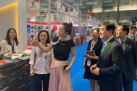 PFM In Project Qatar 2019-Chinese Ambassador of Qatar Mr. Lee Chen