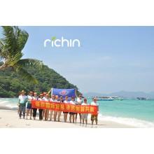 Company tourist to Thailand