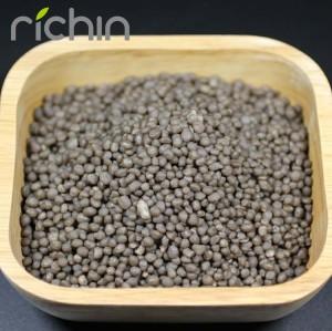 Fosfato de diamonio (DAP) 18-46-0 granular color marrón 2-4mm