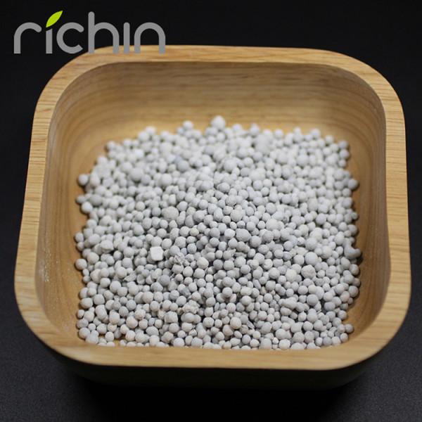 Óxido de magnesio gris granular