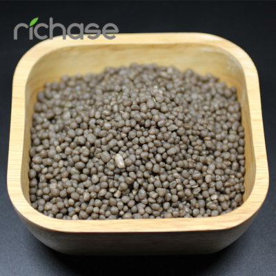 Diammonium Phosphate(DAP) 18-46-0 granular 2-4mm brown color