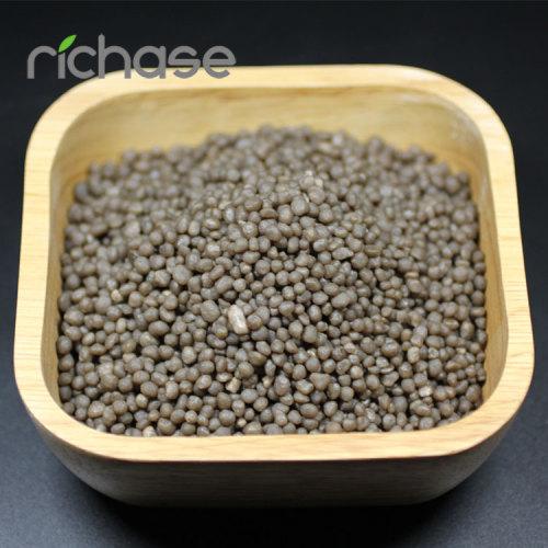 Diammonium Phosphate(DAP) 18-46-0 granular 2-4mm brown color