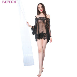 Hot Girls Bedroom Wear Nighty Sexy Lingerie Sleepwear