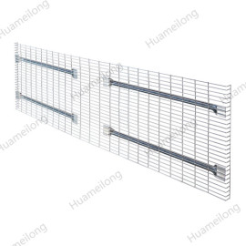 تخزين مستودع مسحوق المغلفة الصلب المعدني شبكة سلكية التزيين للوثائق / صناديق التخزين