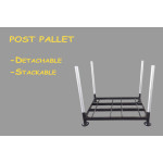 Huameilong heavy duty stillages & post pallets