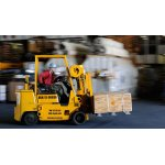 Tips for operating a forklift safely