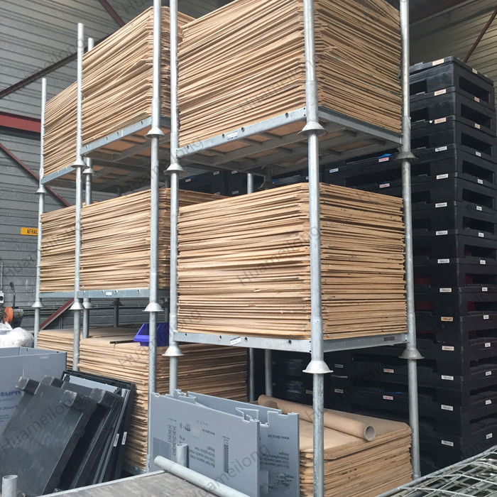 How To Extend The Service Life of Post Pallet Racking