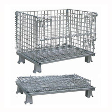 Eight Advantages Of Folding Wire Mesh Container