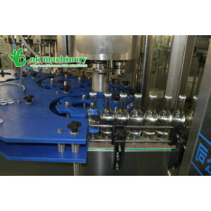 professional china manufacturer  glass bottle wine bottle filling machine