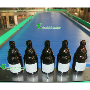 3000 Bottles/hour beer bottle filling machine manufacturers model 18 18 6