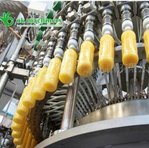 6000BPH juice filling machine manufacturers price