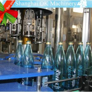 2000BPH soda filling machine manufacturers DCGF 14 12 4