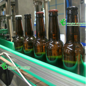 500BPH Automatic 3-in-1 small beer filling machine model 6 6 1
