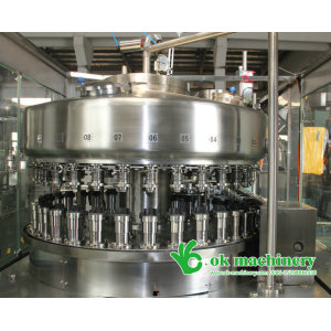 12000 - 15000 beverage can filling machine model 30 - 6