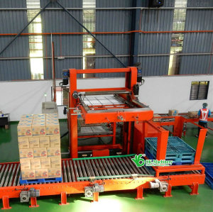 Automatic Stacker crane/hacking machine/palletizing line