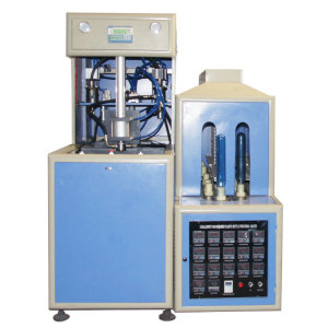 Auxiliaries equipment for blowing machine