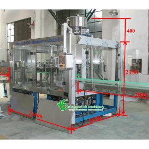 8000BPH automatic water filling machine price XGF 16-16-5