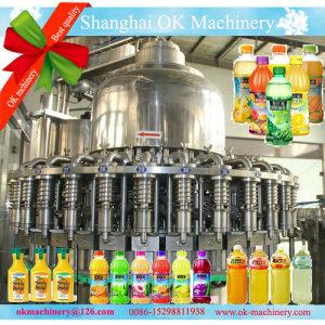 8000BPH juice filling machine manufacturers RXGF 18 18 6
