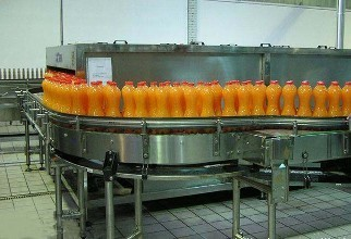 20000BPH e juice bottle filling machine RXGF 40 40 12