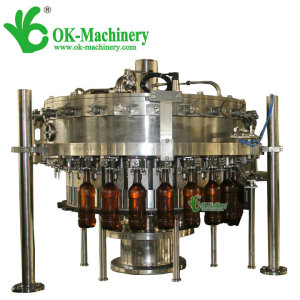 PET Bottle beer filling machine /plastic bottle beer filling equipment