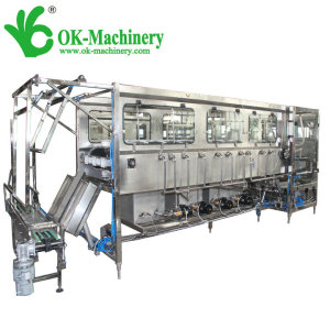 QGF-1200 5 gallon water filling machine india